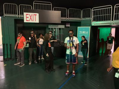 The U Expereience Magic Leap Demos At University Of Miami Presidents Celebration For New Students 2019 (10)