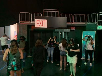 The U Expereience Magic Leap Demos At University Of Miami Presidents Celebration For New Students 2019 (11)