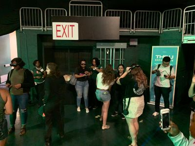 The U Expereience Magic Leap Demos At University Of Miami Presidents Celebration For New Students 2019 (14)
