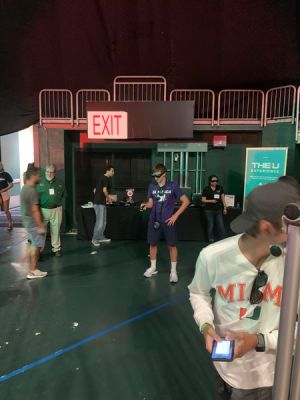 The U Expereience Magic Leap Demos At University Of Miami Presidents Celebration For New Students 2019 (15)