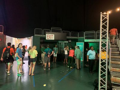 The U Expereience Magic Leap Demos At University Of Miami Presidents Celebration For New Students 2019 (20)