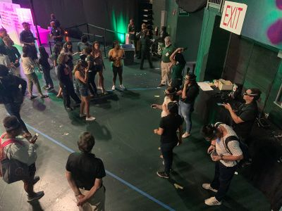 The U Expereience Magic Leap Demos At University Of Miami Presidents Celebration For New Students 2019 (21)