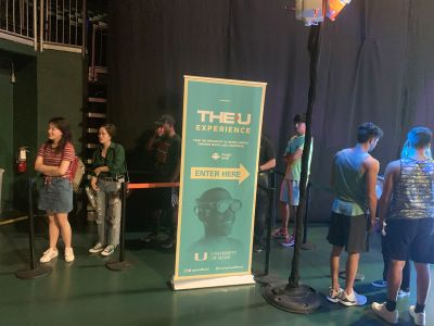 The U Expereience Magic Leap Demos At University Of Miami Presidents Celebration For New Students 2019 (3)
