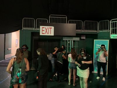 The U Expereience Magic Leap Demos At University Of Miami Presidents Celebration For New Students 2019 (4)