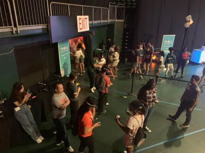 The U Expereience Magic Leap Demos At University Of Miami Presidents Celebration For New Students 2019 (5)