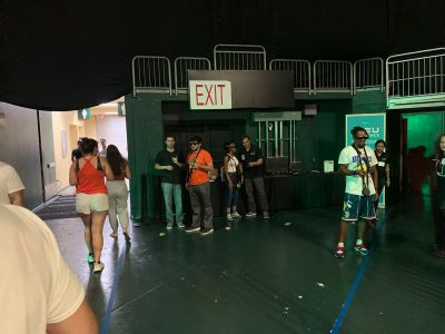 The U Expereience Magic Leap Demos At University Of Miami Presidents Celebration For New Students 2019 (7)