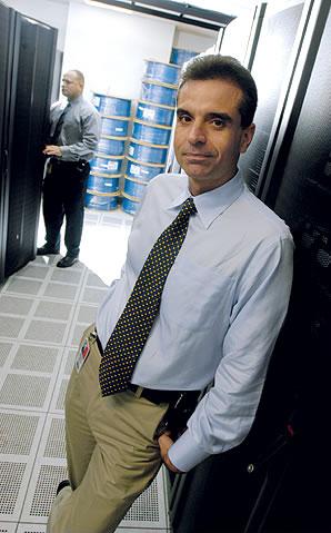 Nicholas F. Tsinoremas, Center Director, University of Miami Center for Computational Science