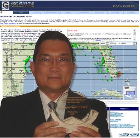 EPA Gulf Guardian Award 2011