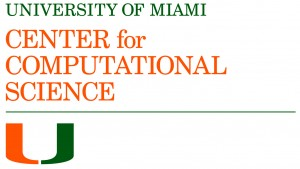 University of Miami Center for Computational Science