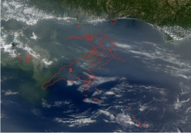 New Analysis: Winds Helped Keep Oil From SoFla During 2010 Gulf Spill