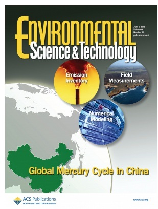 June, 5 2012 Environmental Science and Technology cover Volume 46 Number 11 Deepwater Horizon