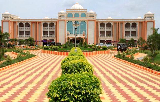 Acharya Nagarjuna University, India