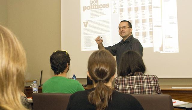 Alberto Cairo, teaching