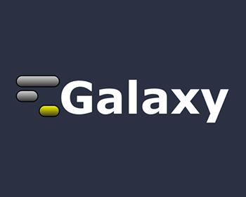 Galaxy Project logo