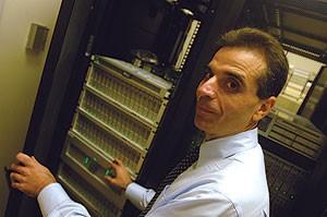 Nicholas Tsinoremas, Center for Computational Science
