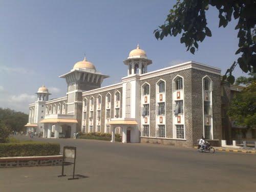 Shivaji University, India