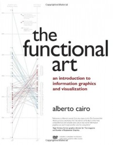 The Functional Art: An Introduction to Information Graphics and Visualization by Alberto Cairo