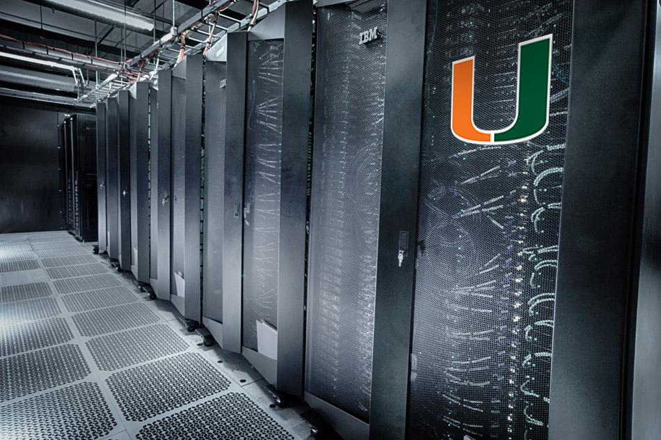 Pegaus University of Miami Supercomputer