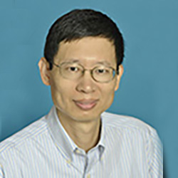 Weiyong Gu, Center for Computational Science member