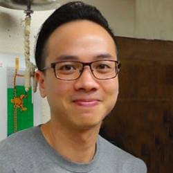 Gino Chen, University of Miami Center for Computational Science Student Mentor 2016-2017