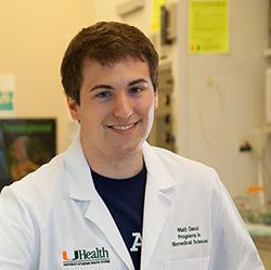 Matt Danzi University of Miami Center for Computational Science Student Mentor