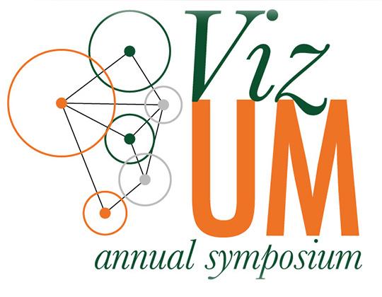 VizUM event logo