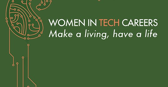 Women in Tech Careers Event, Tuesday 9/15/2015
