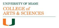 University of Miami College of Arts & Sciences logo
