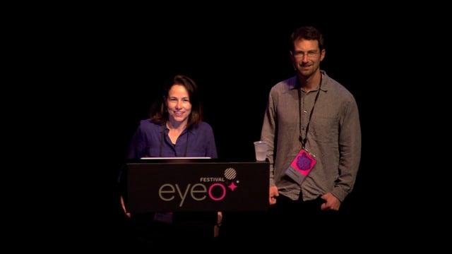Martin Wattenberg and Fernanda Viegas