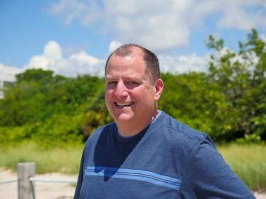 Dr. Ben Kirtman University of Miami Center for Computational Science Climate & Environmental Hazards program director