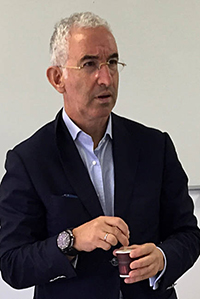 Paul Bloch University of Miami Center for Computational Science Big Data Conference panelist 2016