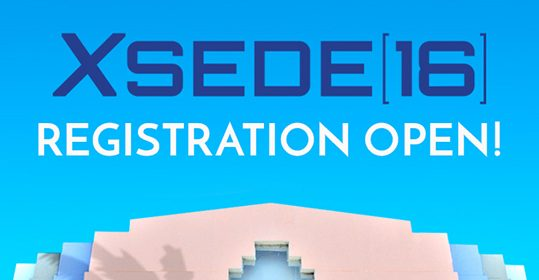 XSEDE16 Conference in Miami 7/17-21/16 opens Visualization Gallery to the Public