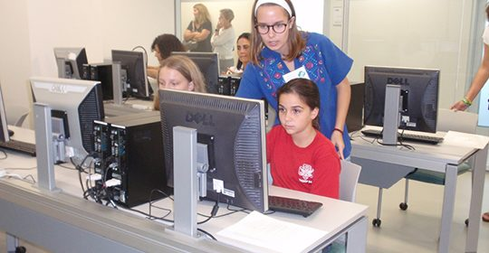 """CCS' 3rd annual """"Girl Scouts Can"""" Tech Event draws 38 Participants"""
