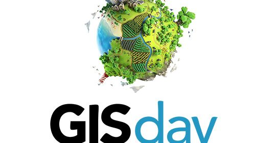 GIS day at UM 11/13/2018 + Geography Awareness Week