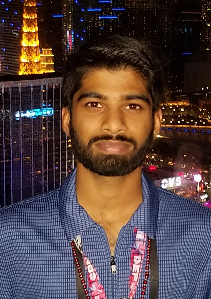 Zeshan Aziz University of Miami Center for Computational Science Ambassador