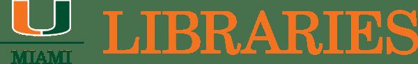 University of Miami Richter Libraries logo