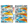 The South Pacific Meridional Mode as a Thermally Drive Source of ENSO Amplitude Modulation and Uncertainty