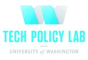 We Robot 2019 Sponsor University of Washington Tech Policy Lab