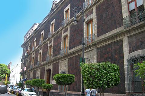 El Colegio Nacional Mexico