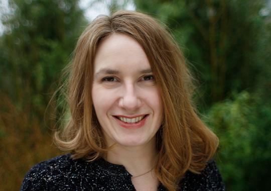 Jessica Hullman, Speaker, VizUM 2019