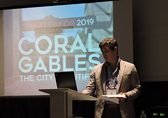 Smart Cities MIAMI 2019 Competition at eMerge Americas Neil Schwam