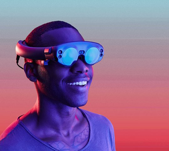 U3D Mapic Leap Experience lands at Richter Library through 12/11