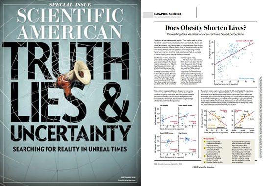 Alberto Cairo on Misreading Data Visualizations in Scientific American