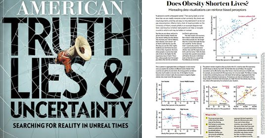 Alberto Cairo on Misreading Data Visualizations in Scientific American