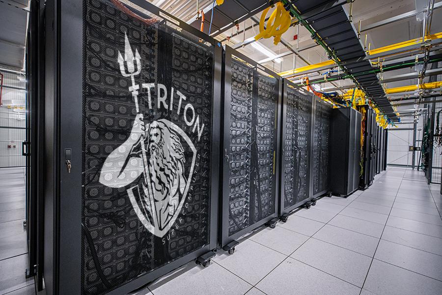 University of Miami TRITON Supercomputer