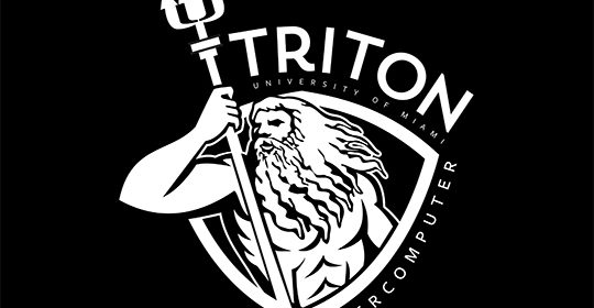 Introduction to TRITON Workshops Offered Starting on 10/10/2019