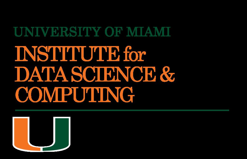 University of Miami Institute for Data Science & Computing logo